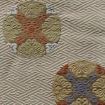 唐織:沙綾型有職紋