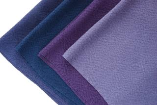 鉄紺、紺、紫、桔梗紫